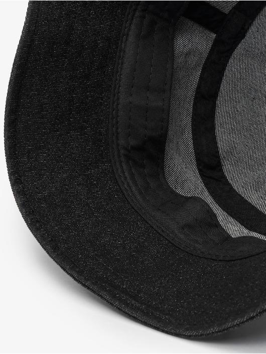Flexfit Hut Denim Bucket schwarz
