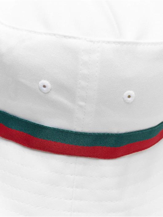 Flexfit Hut Stripe weiß