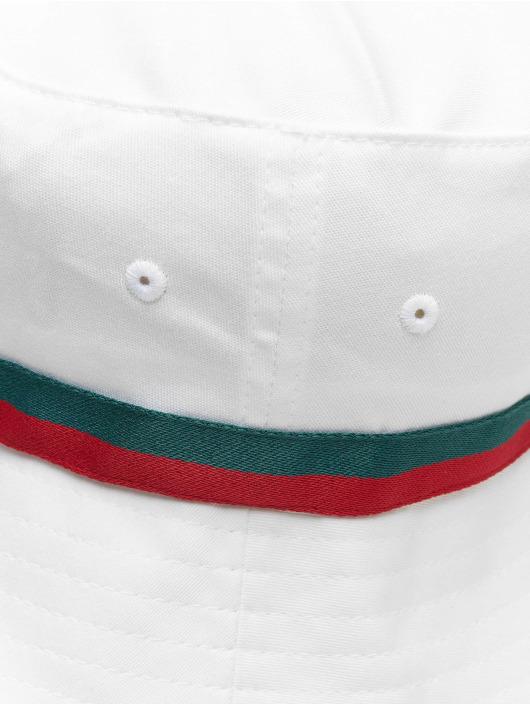 Flexfit Kapelusze Stripe bialy