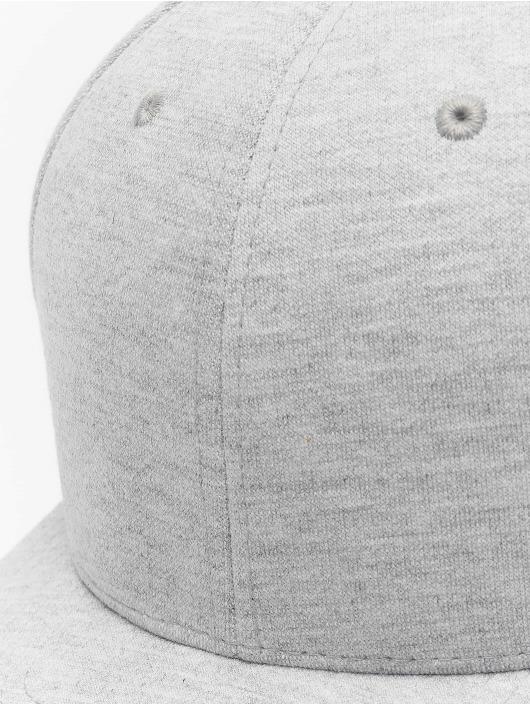 Flexfit Lastebilsjåfør- / flexfitted caps Double Jersey grå