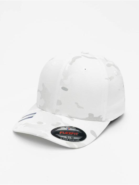Flexfit Lastebilsjåfør- / flexfitted caps Multicam® Flexfitted hvit