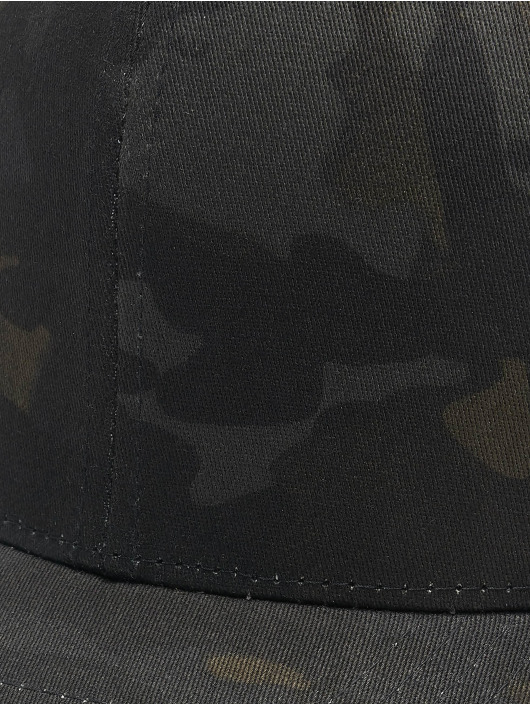 Flexfit Lastebilsjåfør- / flexfitted caps Multicam kamuflasje