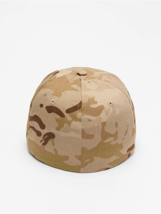 Flexfit Lastebilsjåfør- / flexfitted caps Multicam® khaki