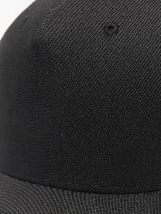 Flexfit Lastebilsjåfør- / flexfitted caps 5 Panel svart