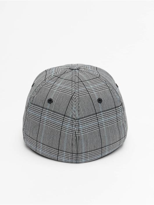 Flexfit Lastebilsjåfør- / flexfitted caps Glen Check svart