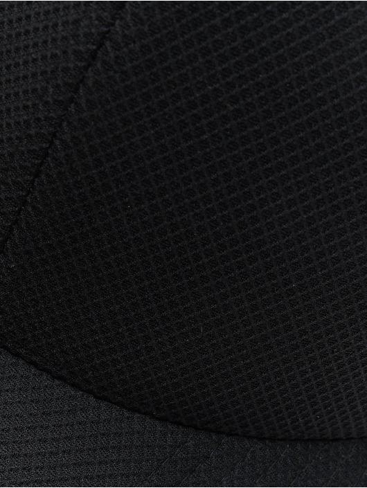 Flexfit Snapback 110 Velcro Hybrid èierna