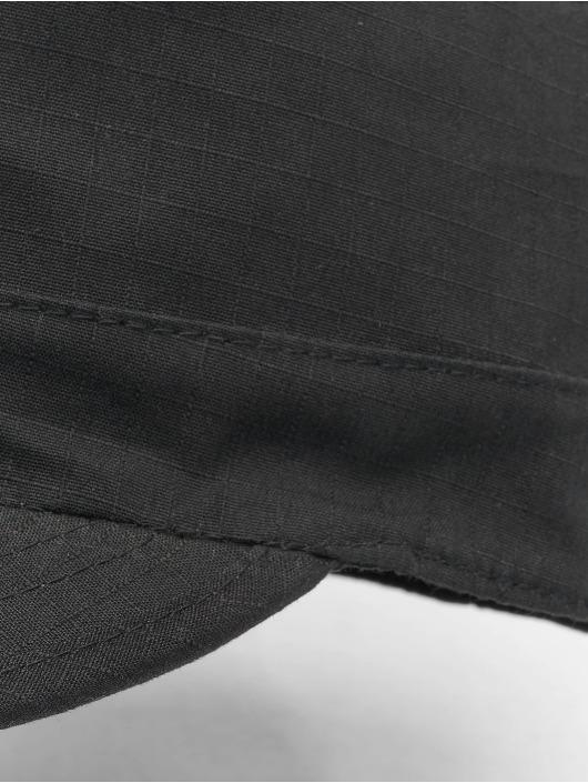 Flexfit Snapback Top Gun Ripstop èierna