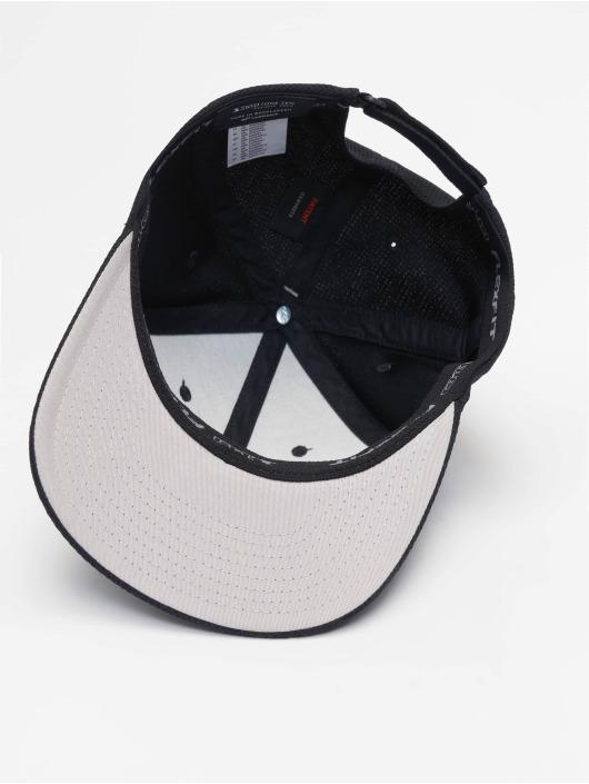 Flexfit Snapback Cap 110 Velcro Hybrid black