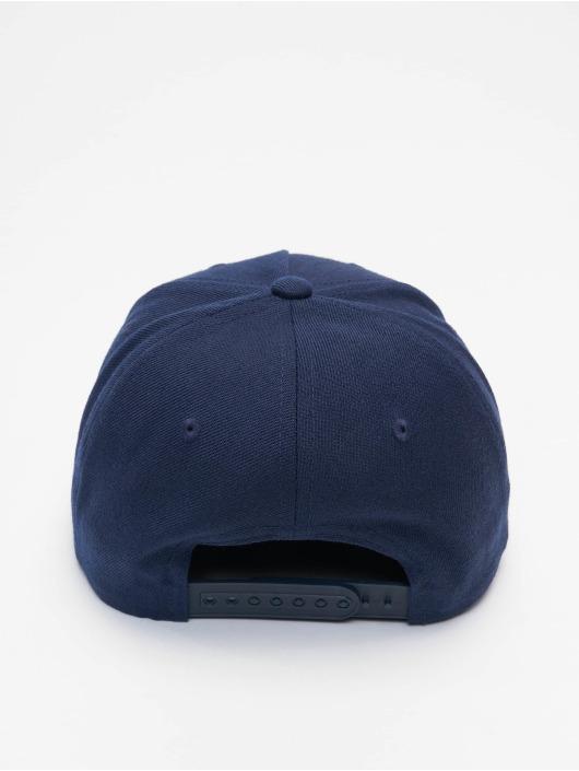 Flexfit Snapback Cap YP Classics 5-Panel Premium Curved Visor blau
