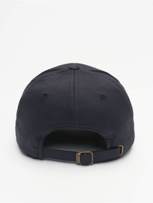 Flexfit Snapback Cap Wooly Combed Adjustable blau