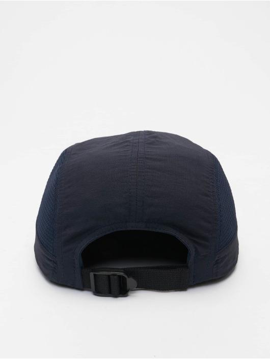 Flexfit Snapback Cap Nylon blau