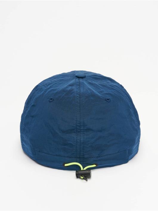 Flexfit snapback cap Adjustable Nylon blauw