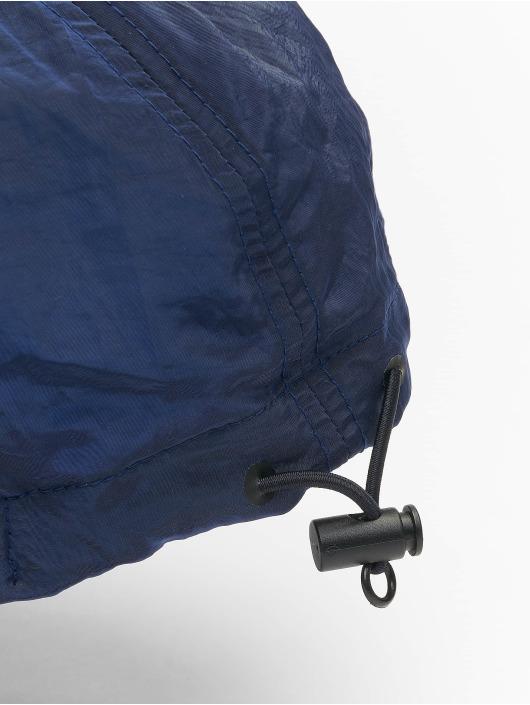 Flexfit Snapback Cap Adjustable Nylon blue