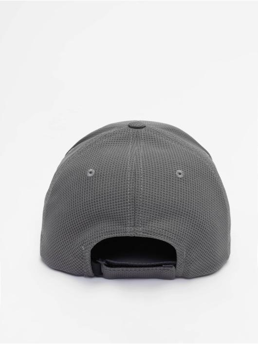 Flexfit Snapback Cap 110 Velcro Hybrid grau