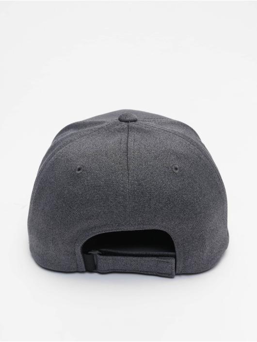 Flexfit Snapback Cap 110 Melange Unipane grau