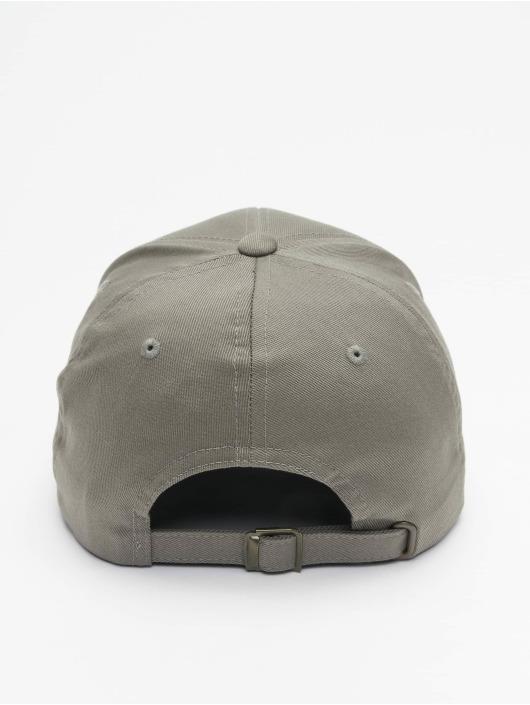 Flexfit Snapback Cap Wooly Combed Adjustable grigio