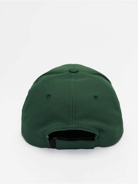 Flexfit Snapback Cap 110 Velcro Hybrid grün