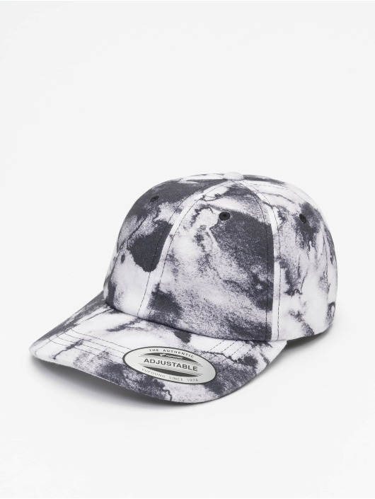 Flexfit Snapback Cap Low Profile Batic Dye nero
