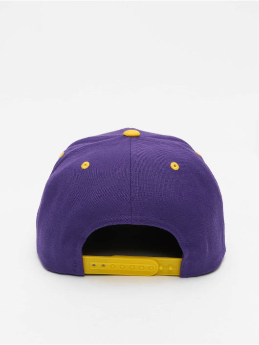 Flexfit Snapback Cap Classic Two Tone purple