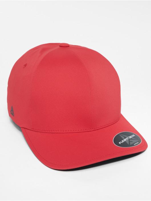 Flexfit Snapback Cap Delta red