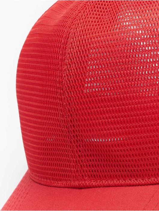 Flexfit Snapback Cap YP Classics 360 Omni Mesh red