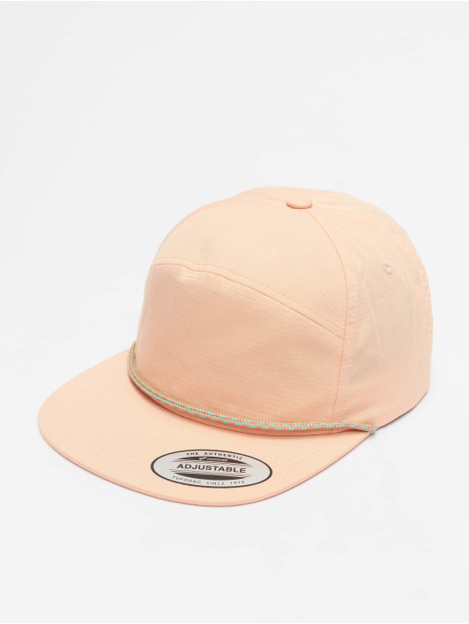 Flexfit Snapback Cap Color Braid Jockey rosa