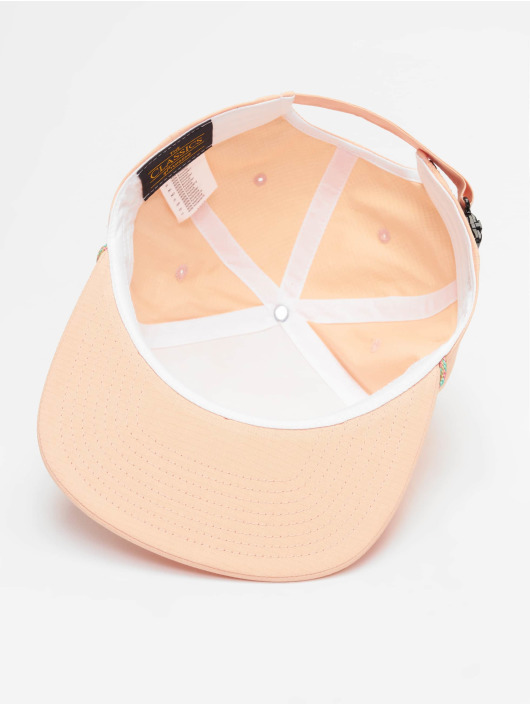 Flexfit Snapback Cap Color Braid Jockey rose
