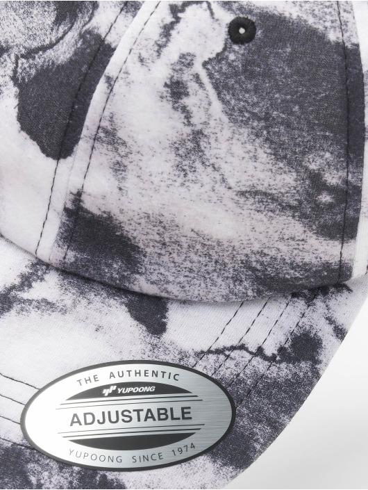 Flexfit Snapback Cap Low Profile Batic Dye schwarz