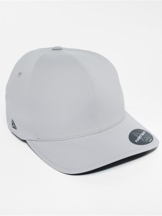 Flexfit Snapback Cap Delta silver