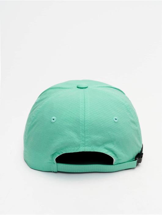 Flexfit Snapback Cap Color Braid Jockey turquoise