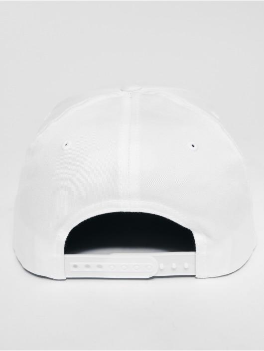 Flexfit Snapback Cap Organic Cotton weiß