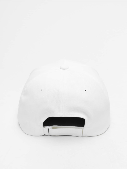 Flexfit Snapback Caps 110 Pocket bialy