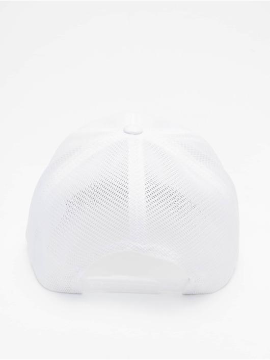 Flexfit Snapback Caps YP Classics 360 Omni Mesh bialy
