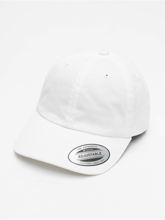 Flexfit Snapback Caps Ecowash Dad bialy