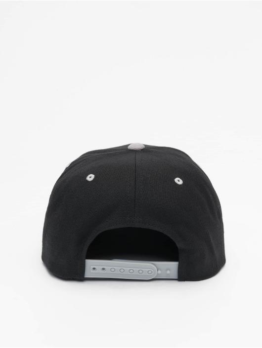 Flexfit Snapback Caps Classic czarny
