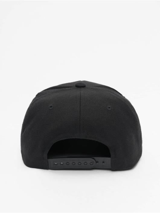 Flexfit Snapback Caps Cork czarny