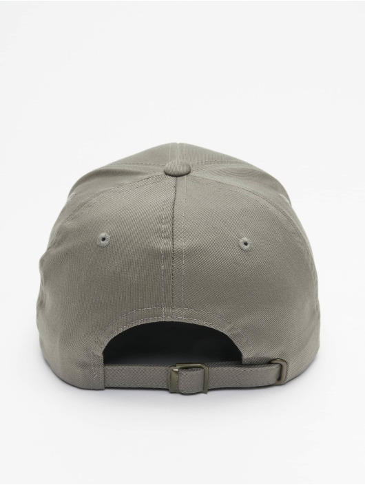 Flexfit Snapback Caps Wooly Combed Adjustable harmaa