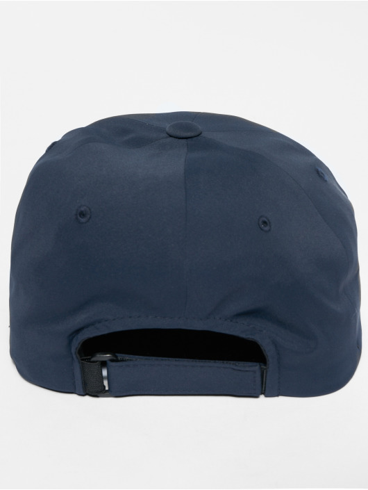 Flexfit Snapback Caps Delta niebieski