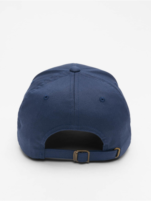 Flexfit Snapback Caps Wooly Combed Adjustable niebieski