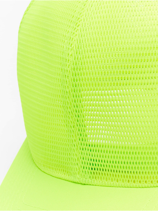 Flexfit Snapback Caps YP Classics 360 Omni Mesh oransje