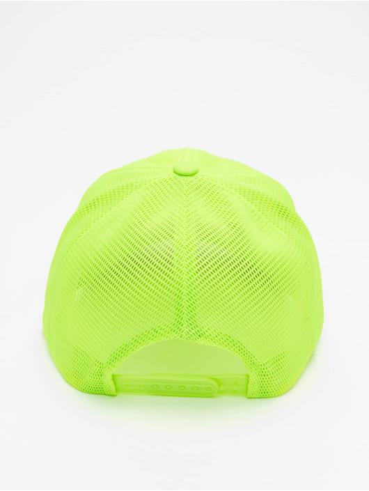 Flexfit Snapback Caps YP Classics 360 Omni Mesh pomaranczowy