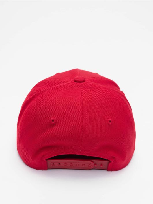 Flexfit Snapback Caps YP Classics 5-Panel Premium Curved red
