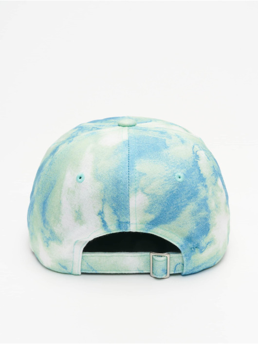 Flexfit Snapback Caps Low Profile Batic Dye sininen