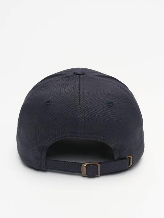 Flexfit Snapback Caps Wooly Combed Adjustable sininen