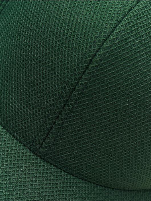 Flexfit Snapback 110 Velcro Hybrid zelená