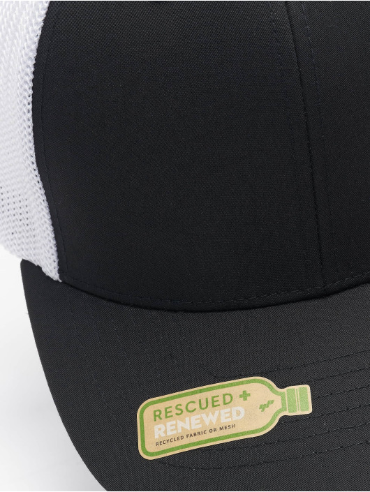 Flexfit Trucker Cap Recycled 2-Tone black