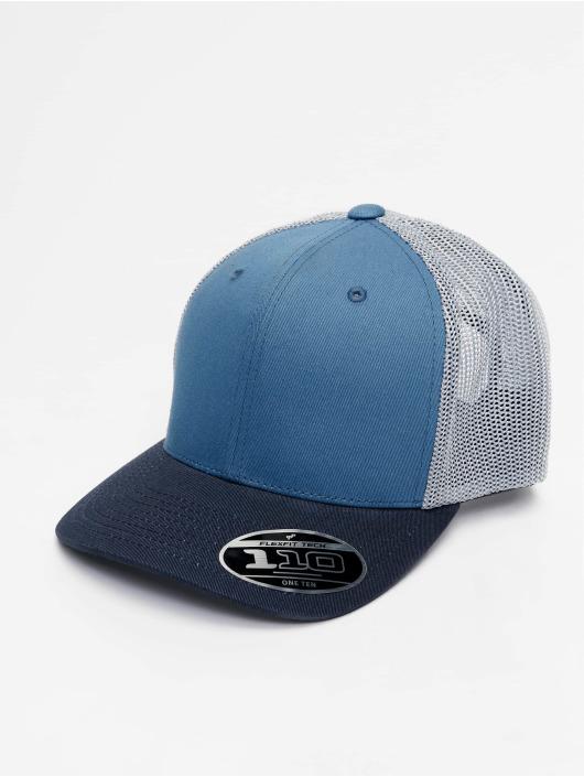 Flexfit Trucker Cap 110 blau