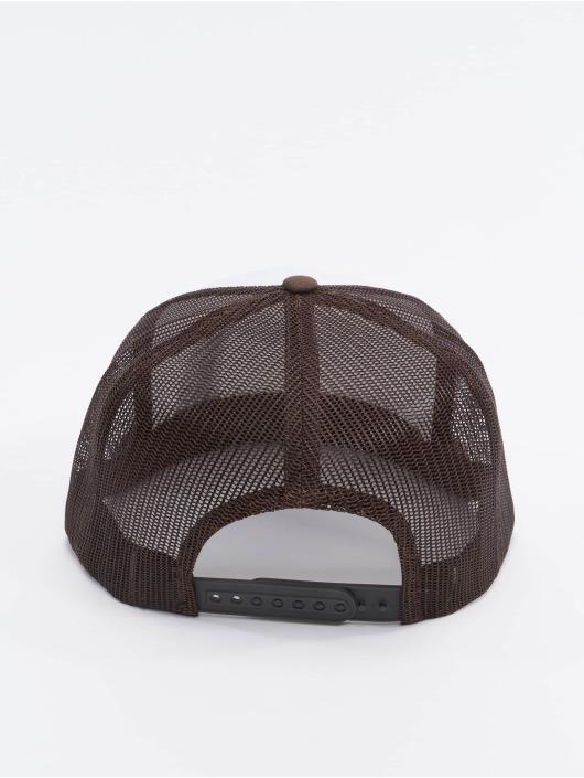 Flexfit Trucker Cap Classic braun