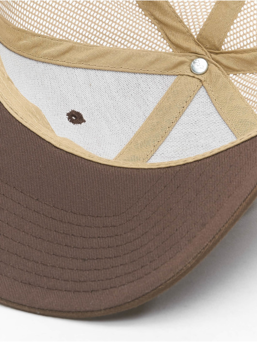 Flexfit Trucker Cap Retro brown