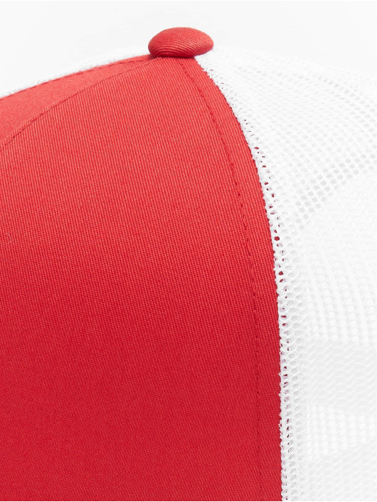 Flexfit Trucker Cap 2-Tone Retro red